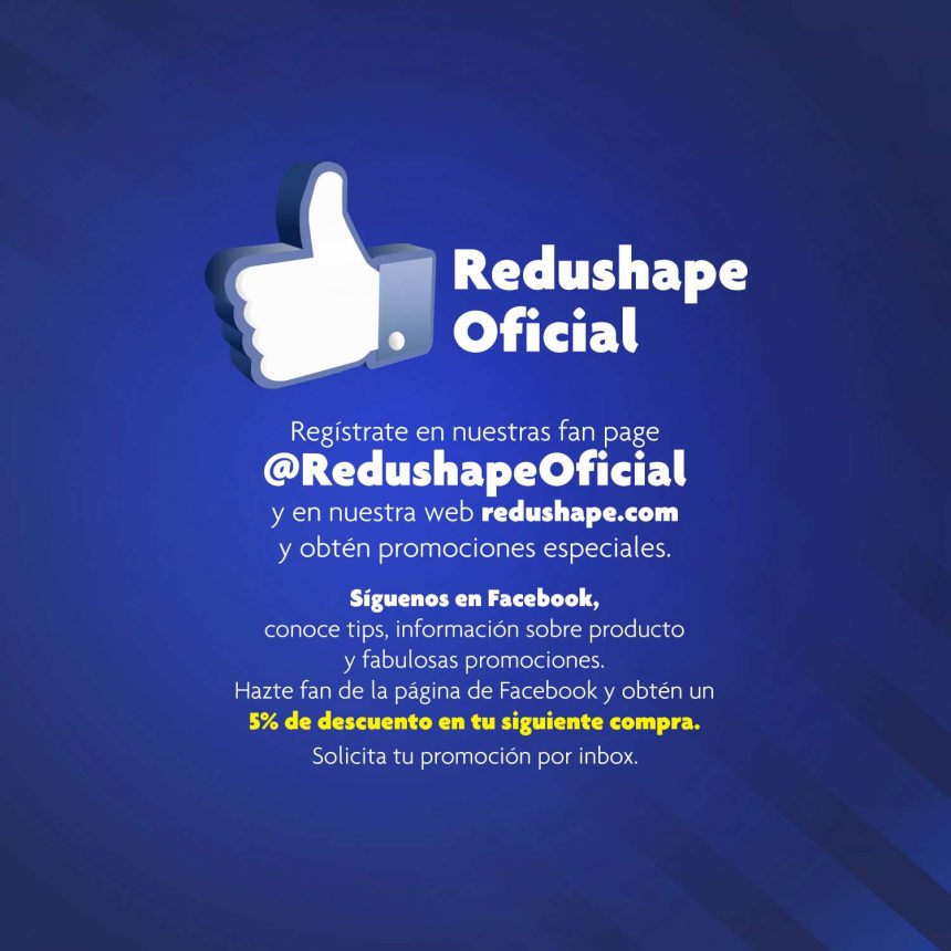 Facebook Redushape